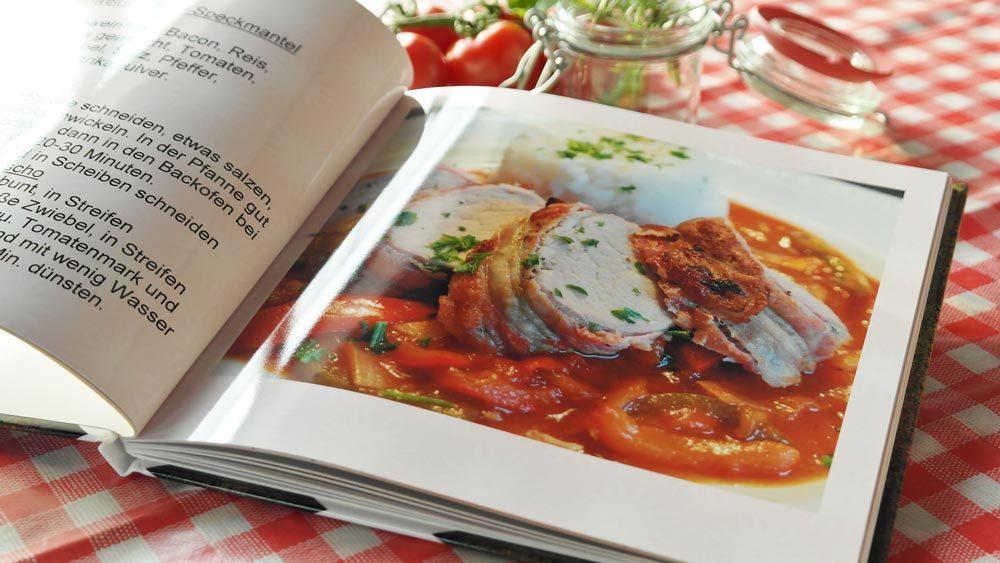 Projekt Dorfladen Kochbuch klimaschonend Kochen @ RitaE/pixabay