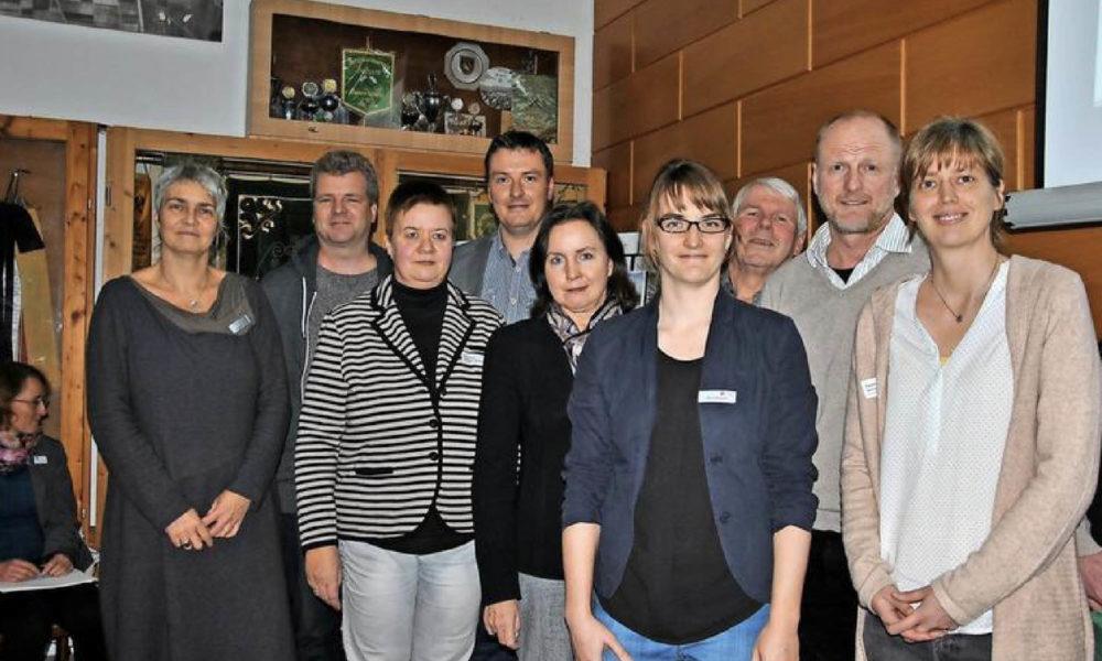 GutKlima_Auftaktveranstaltung Projektleiterin Frauke Lehrke und Partner