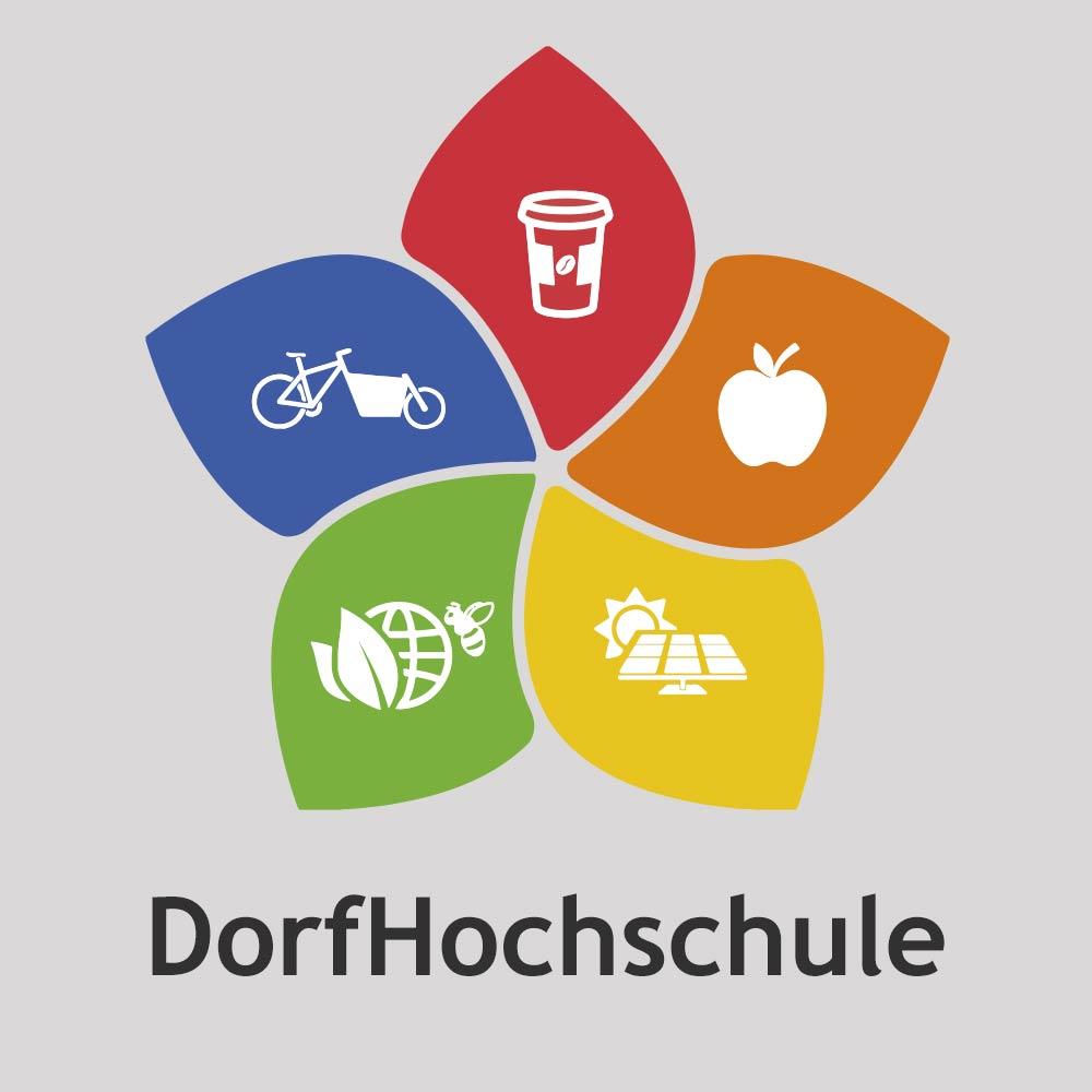 Logo GutKlima DorfHochschule