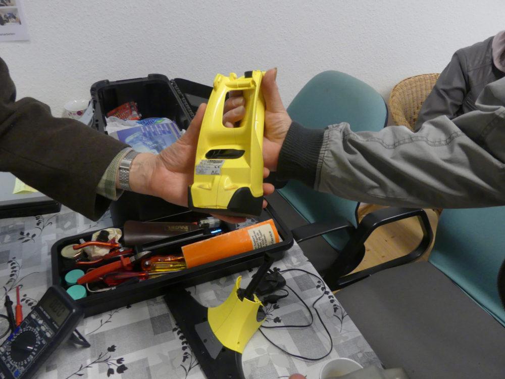 Werkzeug Reparaturcafe © Herbert Deter